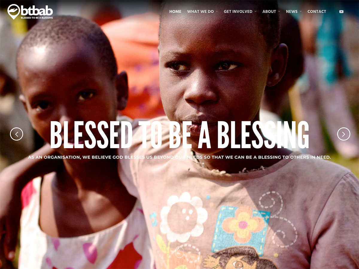 BTBAB – Blessed to be a Blessing